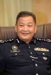 Malaysia's top cop on improving police integrity and looking after our men and women in blue