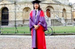 Cardiologist becomes first Malaysian woman to be an Oxford University don