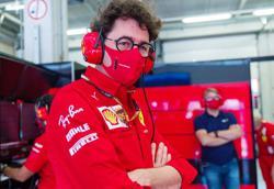 Upgrades did not show their worth, says Ferrari's Binotto