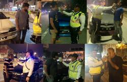 Six arrested for drink driving in PJ