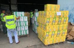 RM259k worth of illicit liquor seized, woman nabbed in Sibu
