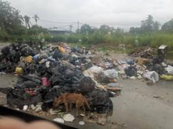 Kota Belud residents upset over trash situation