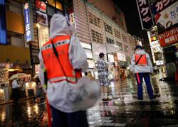 Tokyo confirms 206 new cases of coronavirus infections on Sunday - NHK