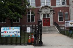 Trump's push to reopen schools part of bid to boost suburban standing