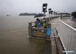 China raises flood response as country braces for stormy weather (update)