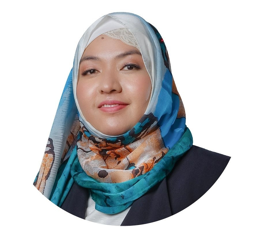 Munirah Khairuddin, CEO of Principal Asset Management.