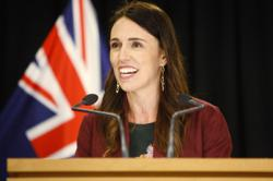 Im a woman. I multitask: Jacinda Ardern wins fans with her leadership style