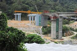 Paired road project to be finished by year-end
