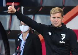 Bournemouth boss Howe admits things looked bleak against Leicester