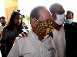 Retiree charged with three counts of cheating involving RM65,000