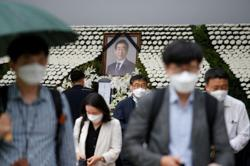 Funeral of mayor of South Korean capital held amid allegations of sexual abuse