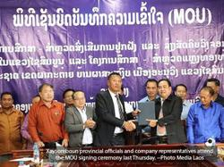 Laos' Xaysomboun province launches feasibility study for agriculture, tourism development