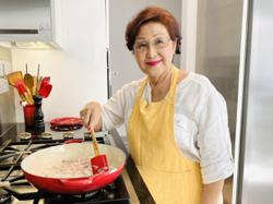 Anne Soosay, 77, starts YouTube channel to share her kitchen secrets