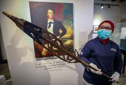 Brooke Gallery reopens after four-month MCO closure