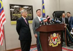 Nga quits as Deputy Speaker
