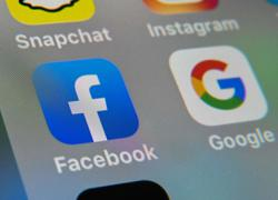 India seeks to limit Facebook, Google dominance over online data