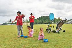 Brunei people enjoying gradual return to normalcy