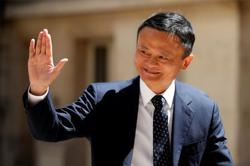 Alibaba's Jack Ma sells US$8.2b worth shares