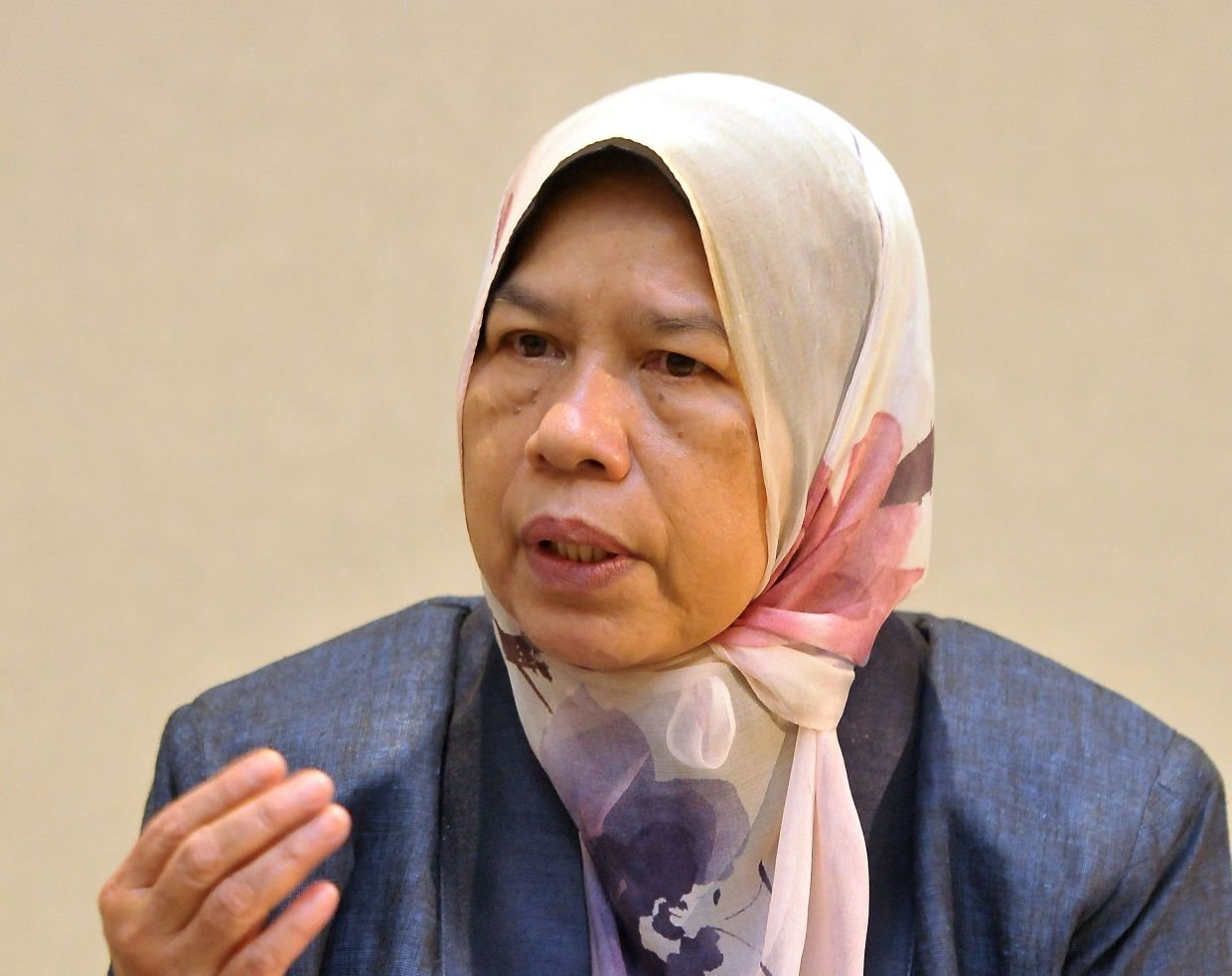 Local council elections nationwide will cost more than RM300mil, Zuraida tells Dewan Rakyat