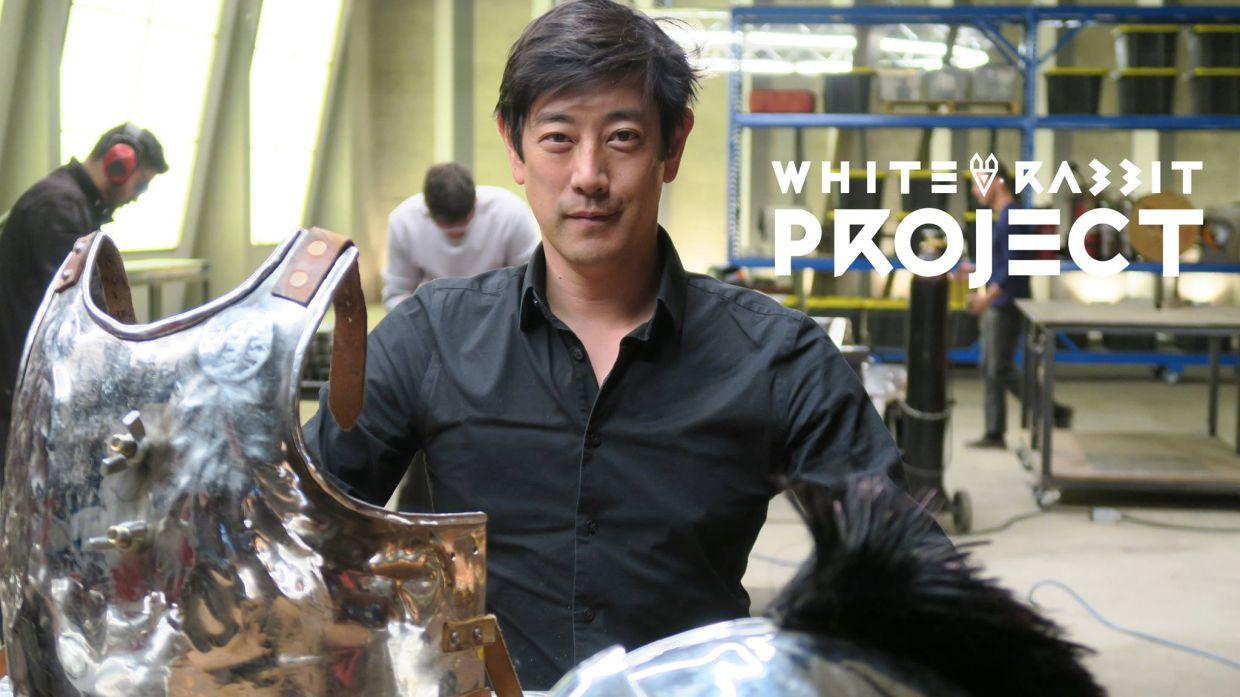 Imahara also co-hosted Netflix's 'White Rabbit Project'. Photo: Facebook/Official Grant Imahara