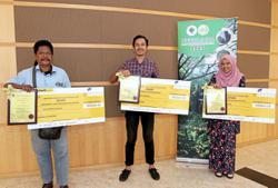 Winning videos on green initiatives in Putrajaya