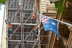 Australia's effective unemployment at 13.3%