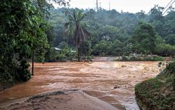 It's wet, wet days for Johor, Sarawak