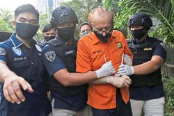 Indonesian police: Jailed French sex crime suspect kills self