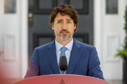 Canada's Trudeau apologises for 'mistake' amid charity uproar