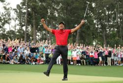 Woods grouped with Koepka, McIlroy for return at Memorial