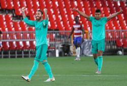 Ramos laments Madrid's lack of focus in scrappy win at Granada