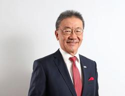 Yam makes history as first Malaysian to helm CIOB