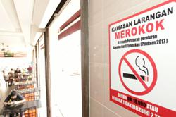 Over 500 aged under 18 fined for smoking, says Dr Adham Baba