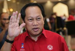 Ahmad Maslan on Perikatan Govt: It's formed via palace door, not backdoor