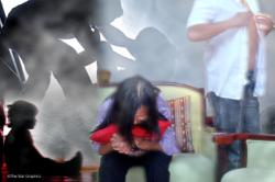 Odd-job worker remanded for suspected rape and prostitution of teenage daughter