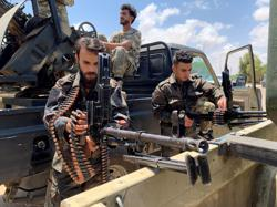 Eastern-based Libyan parliament asks Egypt to intervene in war