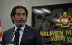 Khairy: Perikatan gov't can govern country despite razor-thin margin