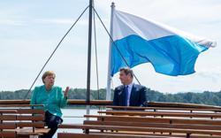 Germany's Merkel declines to endorse Bavarian state premier as successor
