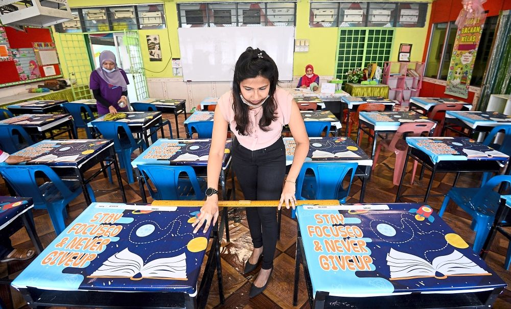 'School and ministry doing their best'