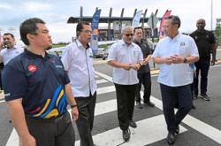 'We are on track for Sukma'