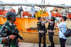 Police arrest man over sailor's death