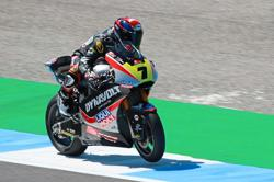 Rider Adam secures a top-five finish in Portugal