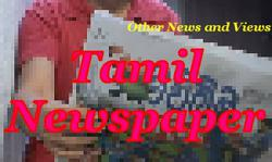 Teacher keeps donating Tamil books