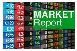 Pharma stocks jump, glove counters retreat