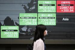 Asian markets mostly up on Covid-19 vaccine, stimulus hopes