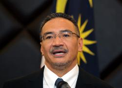 Hisham: Malaysia will not compromise on South China Sea sovereignty