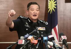 IGP: Some police officers willing to pay RM10,000 to pass promotion exams