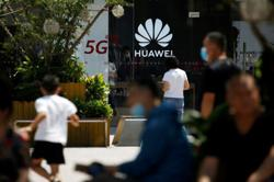 U.S. sanctions led to change in UK position on Huawei, says PM's spokesman