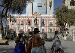 Virus spreads though Bolivia's political elite; looms over election