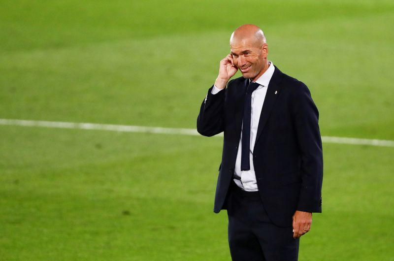 Football: Zidane much more than smiling motivator as Real close on title |  The Star